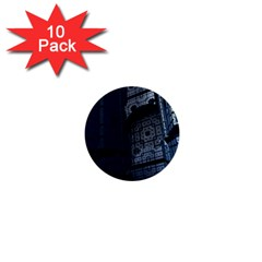 Graphic Design Background 1  Mini Buttons (10 Pack)