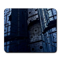 Graphic Design Background Large Mousepads