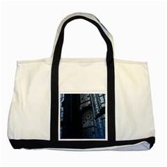 Graphic Design Background Two Tone Tote Bag