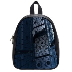 Graphic Design Background School Bags (small)