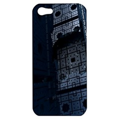Graphic Design Background Apple Iphone 5 Hardshell Case