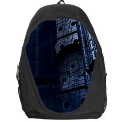 Graphic Design Background Backpack Bag