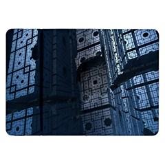 Graphic Design Background Samsung Galaxy Tab 8 9  P7300 Flip Case