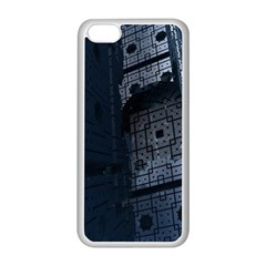 Graphic Design Background Apple Iphone 5c Seamless Case (white)