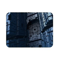 Graphic Design Background Double Sided Flano Blanket (mini)