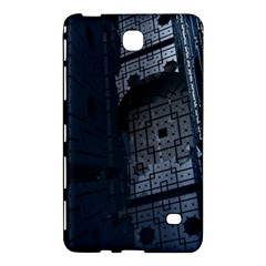 Graphic Design Background Samsung Galaxy Tab 4 (7 ) Hardshell Case