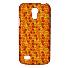 Honeycomb Pattern Honey Background Galaxy S4 Mini