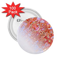 Effect Isolated Graphic 2 25  Buttons (100 Pack)