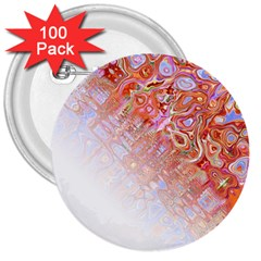 Effect Isolated Graphic 3  Buttons (100 Pack)