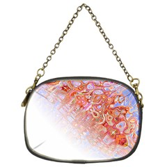 Effect Isolated Graphic Chain Purses (Two Sides)