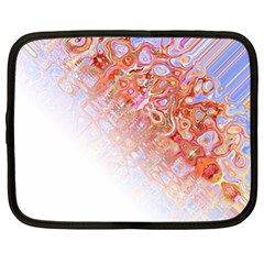 Effect Isolated Graphic Netbook Case (XL)
