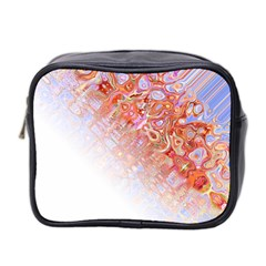 Effect Isolated Graphic Mini Toiletries Bag 2 Side