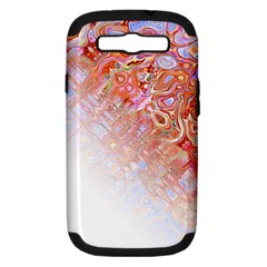 Effect Isolated Graphic Samsung Galaxy S Iii Hardshell Case (pc+silicone)