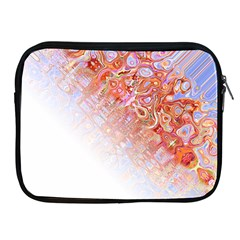 Effect Isolated Graphic Apple Ipad 2/3/4 Zipper Cases