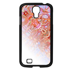 Effect Isolated Graphic Samsung Galaxy S4 I9500/ I9505 Case (Black)