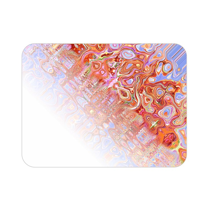 Effect Isolated Graphic Double Sided Flano Blanket (Mini)