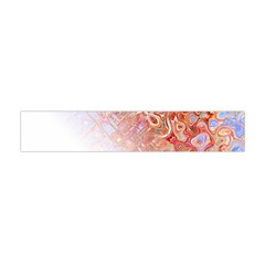 Effect Isolated Graphic Flano Scarf (mini)