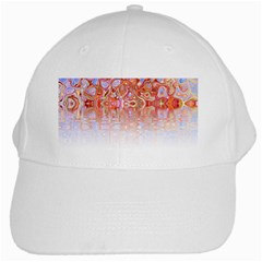 Effect Isolated Graphic White Cap