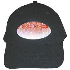 Effect Isolated Graphic Black Cap