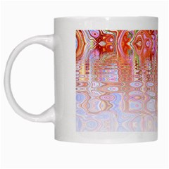 Effect Isolated Graphic White Mugs