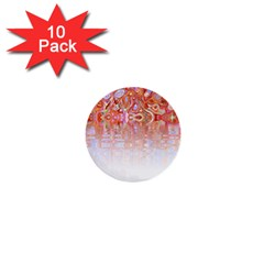 Effect Isolated Graphic 1  Mini Buttons (10 Pack)