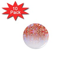 Effect Isolated Graphic 1  Mini Magnet (10 Pack)