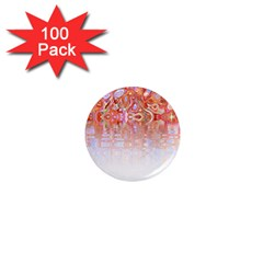 Effect Isolated Graphic 1  Mini Magnets (100 Pack)