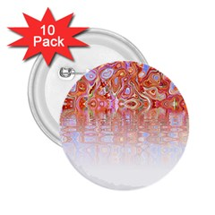 Effect Isolated Graphic 2 25  Buttons (10 Pack)