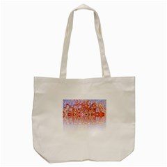 Effect Isolated Graphic Tote Bag (cream)
