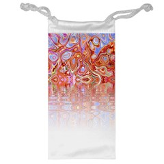Effect Isolated Graphic Jewelry Bag