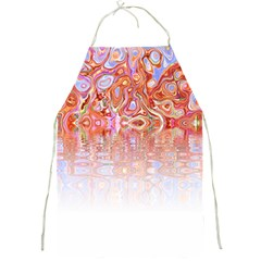 Effect Isolated Graphic Full Print Aprons