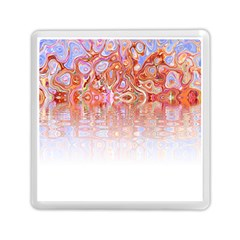 Effect Isolated Graphic Memory Card Reader (square)