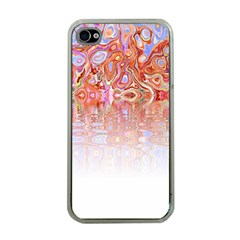 Effect Isolated Graphic Apple Iphone 4 Case (clear)