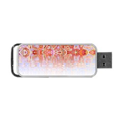 Effect Isolated Graphic Portable Usb Flash (one Side)