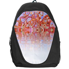 Effect Isolated Graphic Backpack Bag