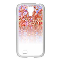 Effect Isolated Graphic Samsung GALAXY S4 I9500/ I9505 Case (White)
