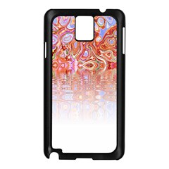 Effect Isolated Graphic Samsung Galaxy Note 3 N9005 Case (black)