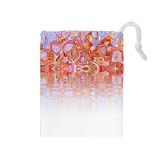 Effect Isolated Graphic Drawstring Pouches (medium)