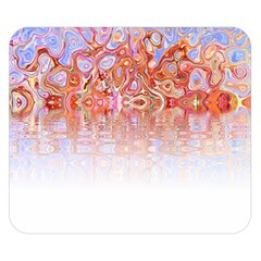 Effect Isolated Graphic Double Sided Flano Blanket (small)