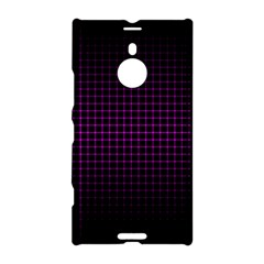 Optical Illusion Grid in Black and Neon Pink Nokia Lumia 1520