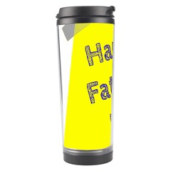 Fathers Day Post It Travel Tumbler