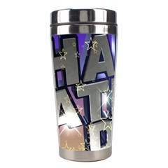 Fathers Day Stars Stainless Steel Travel Tumblers