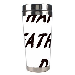 Fathers Day Card Insert Stainless Steel Travel Tumblers