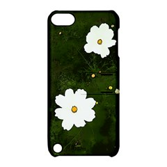 Daisies In Green Apple iPod Touch 5 Hardshell Case with Stand