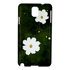 Daisies In Green Samsung Galaxy Note 3 N9005 Hardshell Case
