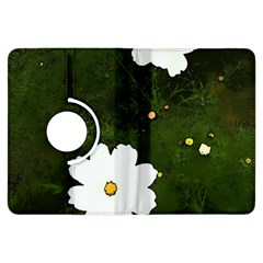 Daisies In Green Kindle Fire HDX Flip 360 Case