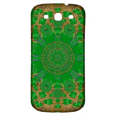 Summer Landscape In Green And Gold Samsung Galaxy S3 S Iii Classic Hardshell Back Case
