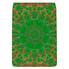 Summer Landscape In Green And Gold Flap Covers (l)