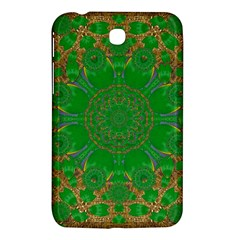 Summer Landscape In Green And Gold Samsung Galaxy Tab 3 (7 ) P3200 Hardshell Case