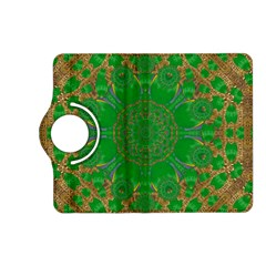 Summer Landscape In Green And Gold Kindle Fire Hd (2013) Flip 360 Case